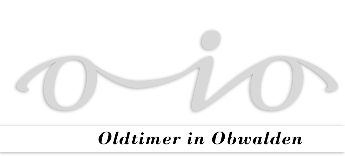 Logo Oldtimer in Obwalden